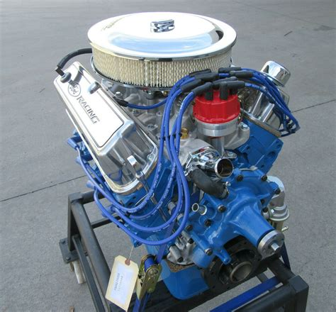 ford 5 0l 302 roller engine package reco 5 0