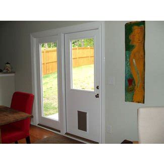 exterior door  built  pet door youll love