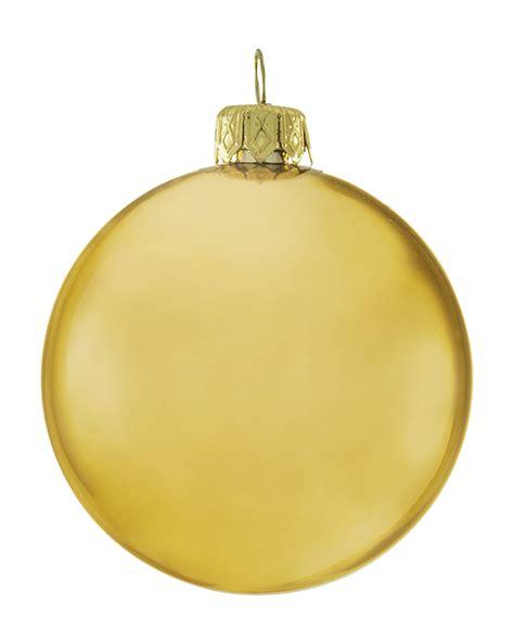 chocolate gold glass unique christmas ornament set treetopia