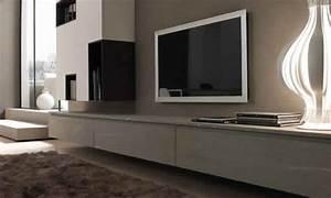 Meuble Tv Suspendu But : quelle hauteur meuble tv suspendu royal sofa id e de canap et meuble maison ~ Teatrodelosmanantiales.com Idées de Décoration