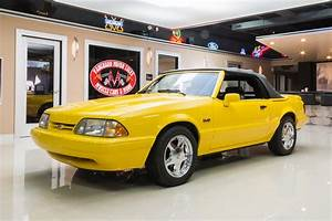 1993 Ford Mustang | Classic Cars for Sale Michigan: Muscle & Old Cars | Vanguard Motor Sales