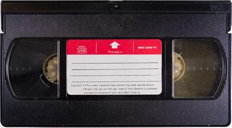cassette vhs sheen gough s tech zone