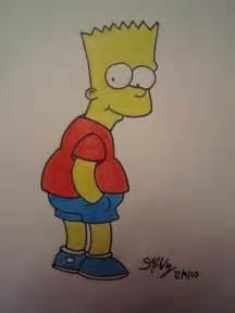 Bart Simpson Drawings