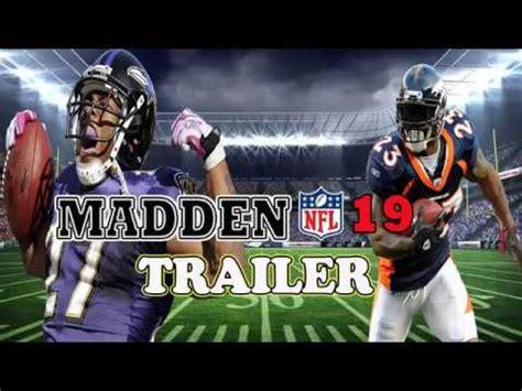 madden nfl  trailer youtube
