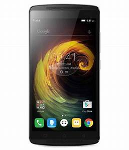 Lenovo Vibe K4 Note  16gb  Black  Mobile Phones Online At