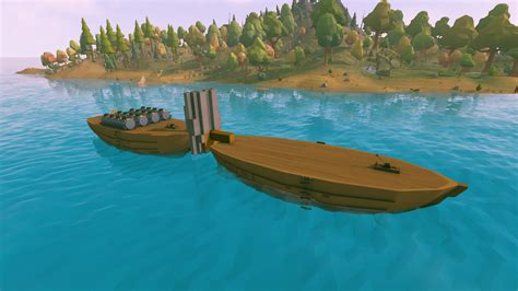 How To Make A Boat Ylands by Pushboat Suggestions Feedback Ylands