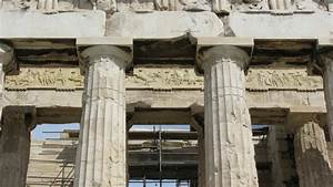15 Rarely Seen Details Of The Parthenon