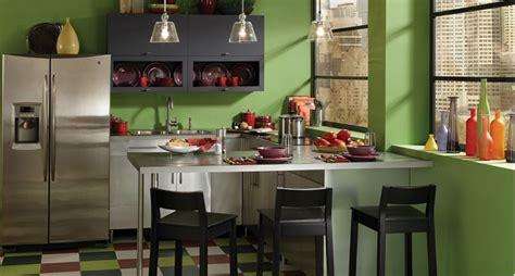 Die Küchenwand Streichen  Farbideen In Fröhlichen Nuancen