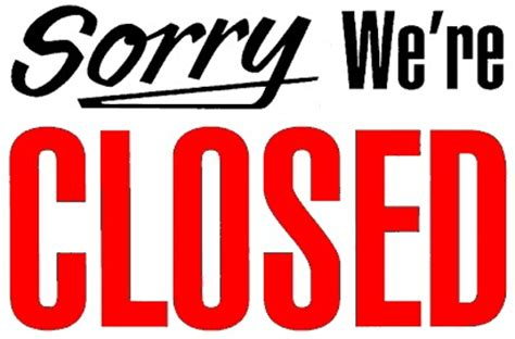 office will be closed sign template office closed sign for labor day driverlayer search engine