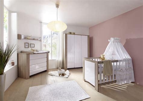 chambre bebe bois les concepteurs artistiques lit bebe blanc laque brillant