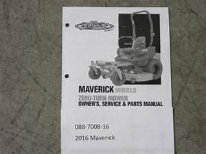 Bad Boy Mower Parts - 088-7008-16