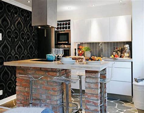 these 20 stylish kitchen island 20 beautiful brick and kitchen island designs