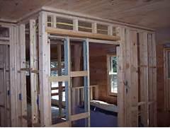 Installing New Exterior Door In Existing Frame by How To Repair How To Pocket Door Installation Sliding Door Co Step A