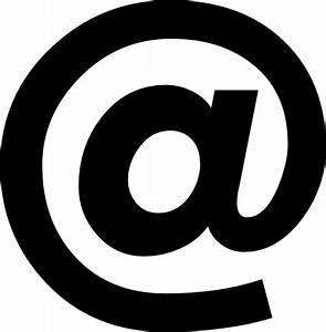 Pic email clip art symbol image #24658