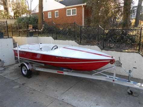 Donzi Boats Sweet 16 by Donzi Sweet 16 1990 For Sale For 8 500 Boats From Usa