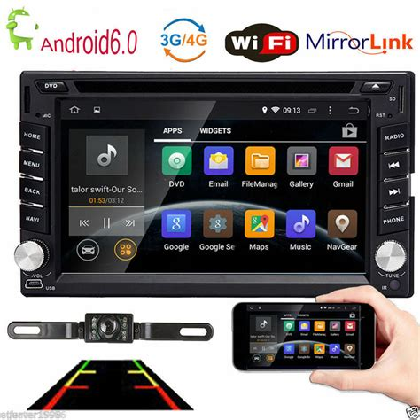 2 din radio navi 2 din 6 2 quot android6 0 car stereo dvd player radio