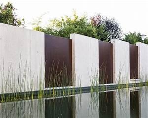 Sichtschutz Garten Stahl Siddhimind Info