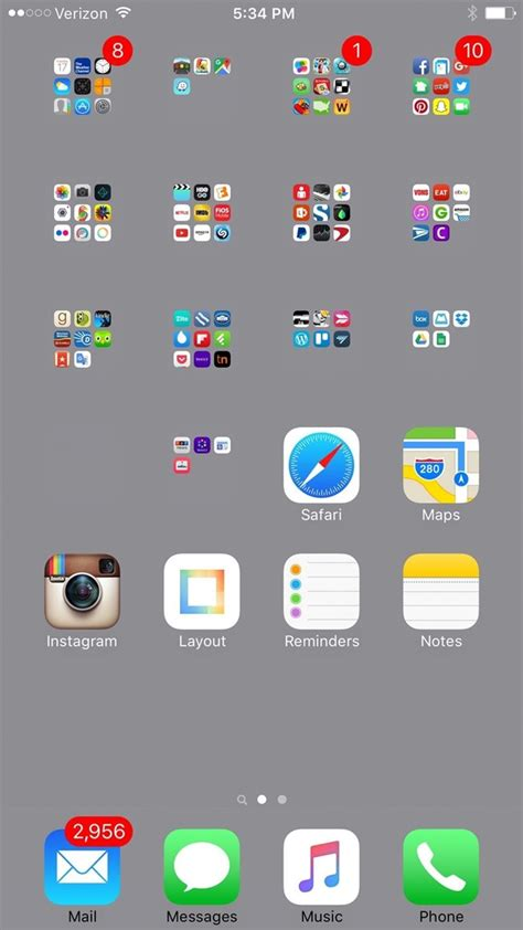 how to create an app for iphone how to create invisible folders for all your secret iphone