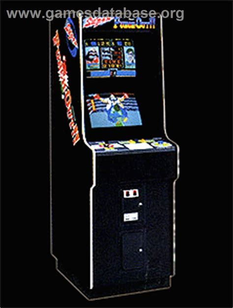 Super Punch Out Arcade Games Database