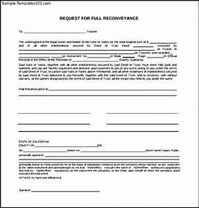 deed of re conveyance form pdf sample templates sample With deed of conveyance template