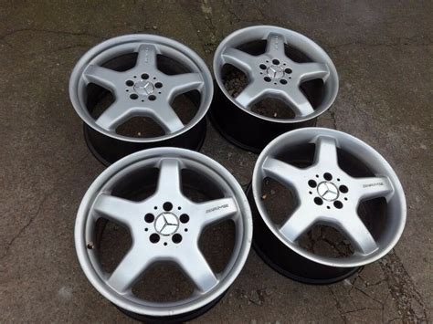 Mercedes benz amg mercedes wheels aftermarket rims custom mercedes replica wheels custom forge wheels for sale forged wheels color powder. Mercedes CL 600, genuine AMG 19' wheels | in Neasden, London | Gumtree