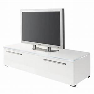 Tv 30 Cm : meuble blanc profondeur 30 cm dans meuble de t l vision achetez au meilleur prix avec ~ Teatrodelosmanantiales.com Idées de Décoration