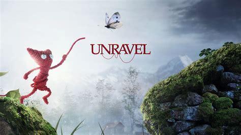 unravel wallpapers  ultra hd  gameranx