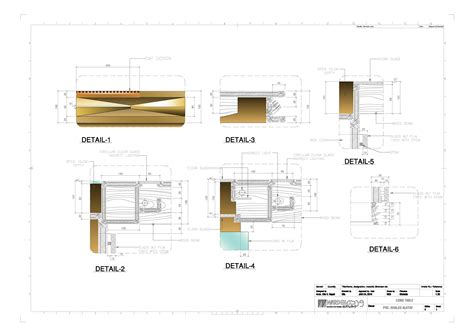 dining table blowup detail detailed drawings shop