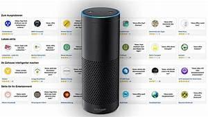 Amazon Echo Erfahrung : alexa skills selber entwickeln sprachassistenten ~ Lizthompson.info Haus und Dekorationen