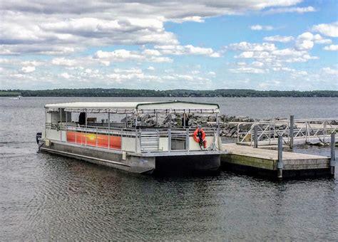 Seneca Lake Boat Launch by Seneca Lake Boat Tours Finger Lakes Water Adventures