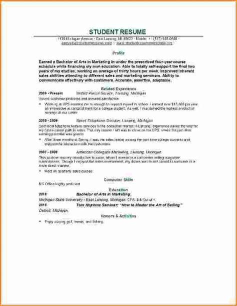 9 graduate student resume exle invoice template