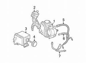 Pontiac Sunfire Power Steering Pump Bracket