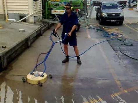 city hire rental diy pressure washer cleaning concrete