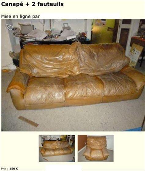 leboncoin canapé un canapé en vente