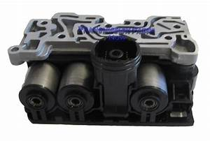Details About 5r55s 5r55w Ford Transmission Solenoid Block Pack Explorer Updated Reman R46420b