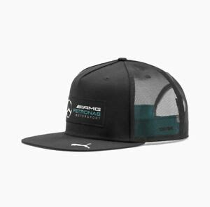 Also set sale alerts and shop exclusive offers only on shopstyle. Puma Mercedes AMG Petronas Flat Brim Cap Black | eBay