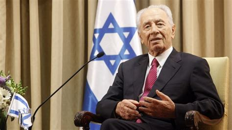Peres addressed 29 Arab and Muslim foreign ministers   The