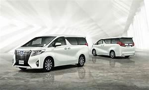 Toyota Unveils New Alphard And Vellfire Minivans In Japan