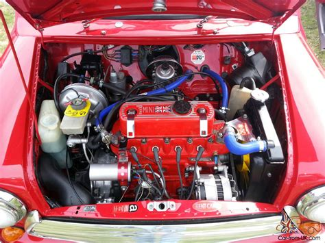 Motor Minti by 1991 Rover Mini Cooper Nut