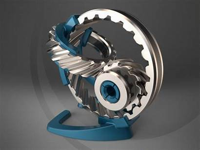 Clockwork Behance Goldstein Gears Gifs Clock Animated