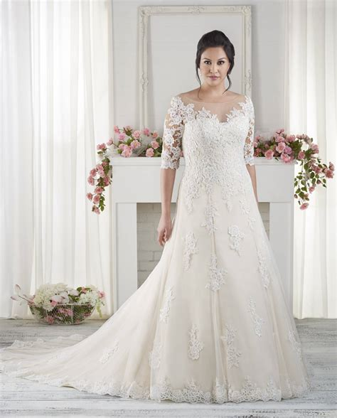 wedding dress for the best wedding dresses for brides with arms