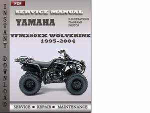 Yamaha Yfm350ex Wolverine 1995