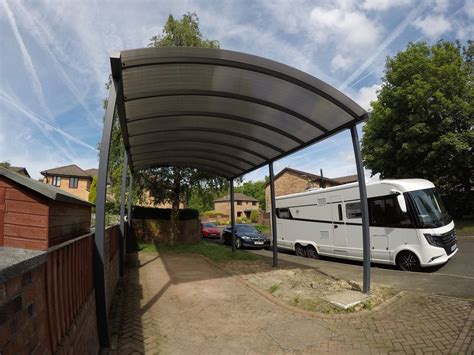 motorhome canopy protect  vehicle kappion carports canopies