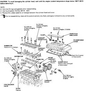 Honda Civic Head Bolt Torque Specs