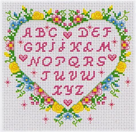 modele lettre point de croix gratuit mod 232 le point de croix abecedaire gratuit 10