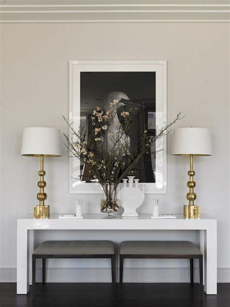 Livingroom Decoration Ideas by Living Room Decorating Ideas Modern Console Tables To