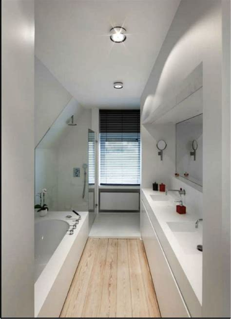 17 meilleures id 233 es 224 propos de salle de bain 201 troite sur salle de bains