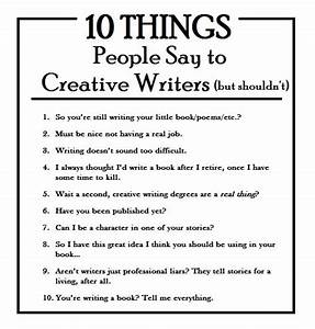 Creative writing puns Bonnie Neubauer's Write-Brain Puns, Writing