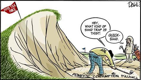 Golf Quicksand Trap