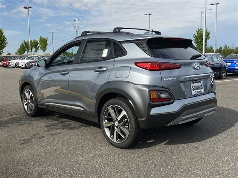 However, the new generation will introduce minor upgrades. New 2021 Hyundai Kona Limited DCT AWD Sport Utility in # ...